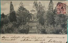 Catania - Villa Bellini - 1902 - Catania