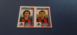 Figurina Calciatori Panini 1986/87  - 362 Goretti/Mauti Campobasso - Panini