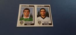 Figurina Calciatori Panini 1986/87  - 377 Rossi/Cuttone Cesena - Panini