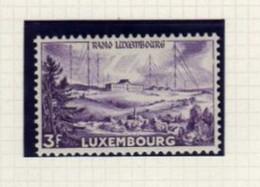 Luxembourg (1953 ) - Radio-Luxembourg  -   Neuf* - Unused Stamps