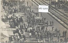 Belle Carte-photo Issue D'un Lot Sur Le Thème De La Révolution Russe De 1917. Belle Animation. BE. - Eventi