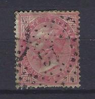 Italië     Y/T   19 (O) - 1861-78 Vittorio Emanuele II