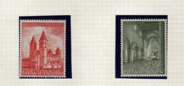 Luxembourg (1953) - Basilique Reconstruite D'Eschternach  -   Neufs* - Unused Stamps