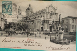 Catania - La Cattedrale - 1902 - Catania