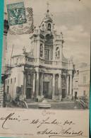 Catania - La Chiesa Collegiata - 1902 - Catania