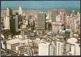Brasil - Carte Postale - São Paulo - Vista Do Centro Da Cidade - Non Circulee - Circa 1970 - A1RR2 - São Paulo
