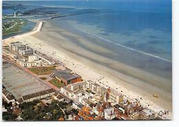 Malo Les Bains. Dunkerque - Vue Generale, La Plage Et La Digue. Au Fond L'entrée De Port. Edit Artaud.  Vue Aerienne - Malo Les Bains