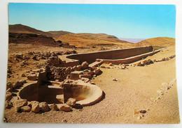 Carte Postale : YEMEN : Citerne Himyarite, En 1986 - Yémen
