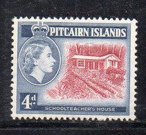 W1987 - PITCAIRN  1958 , Yvert Serie N. 31   *** - Pitcairninsel