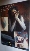 """Carte Postale """"Cart'Com"""" (1995) Hypoxi Boutique (Montres, Bijoux, Lunettes,...) Délires (café, Thé, Body-Piercing) Nice - Tiendas"""