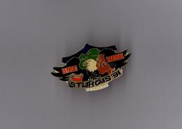 Pin's Harley Davidson / Bike Week 1991 Sturgis (époxy Double Attache) - Motorfietsen