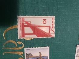 GIAPPONE I PORTI  1 VALORE - Stamps