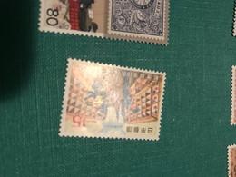 GIAPPONE LA POSTA 1 VALORE - Stamps
