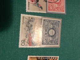 GIAPPONE ARTE 1 VALORE - Stamps