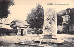 12 - BOZOULS : Le Monument Aux Morts - CPA - Aveyron - Bozouls