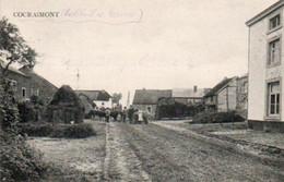 Cocraimont Rare Village Animée Circulé En 1915 - Verlaine