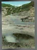 REF 64 - POZZUOLI - NAPOLI - VULCANO SOLFATARA - NUOVI CRATERI - VIAGGIATA - 1969 - Pozzuoli