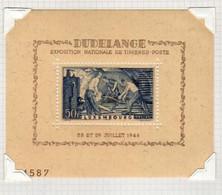 Luxembourg (1946) - Exposition De Dudelange  -  Neufs** - Blocs & Feuillets