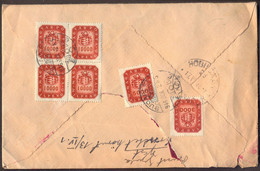 HUNGARY - 48.000.000.000 PENGO HIPERINFLATION - 12. VI 1946. - RARE - Brieven En Documenten