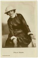 AK Pola Negri Schauspielerin Film Verlag Ross Berlin  (3069 - Unclassified