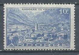 Andorre Français YT N°113 Andorre La Vieille Neuf ** - Andorre Français