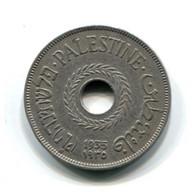 Palestine 1935 Silver 20mils - Coins
