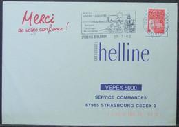 France - Cover 2002 Grapes Saint Denis D'Oleron - Vins & Alcools