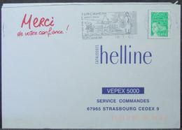 France - Cover 2003 Grapes Turckheim - Vins & Alcools