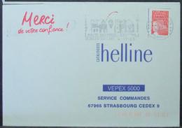 France - Cover 2003 Grapes Hunting & Fishing Beaulieu Sur Loire - Vins & Alcools
