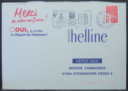 France - Cover 2003 Wine Thuir - Vins & Alcools