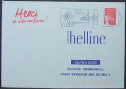 France - Cover 2003 Wine Grapes Tulette - Vins & Alcools