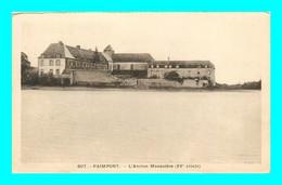 A886 / 371 35 - PAIMPONT Ancien Monastere - Paimpont