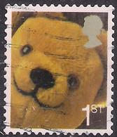 GB 2005 QE2 1st Smilers Teddy Bear Used SG 2571 ( R1093 ) - 1952-.... (Elizabeth II)