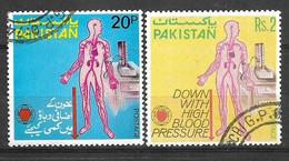 PAKISTAN USED STAMPS SET - Pakistan