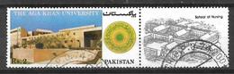 PAKISTAN USED STAMP AGA KHAN - Pakistan