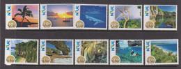 Niue 1161-70 2009bTourism Mint Never Hinged - Niue