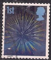 GB 2006 QE2 1st Smilers Fireworks Used 2nd Series SG 2676 ( M135 ) - 1952-.... (Elizabeth II)
