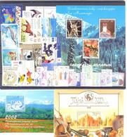 2002. Kazakhstan, Full Years. MNH ** - Kazajstán