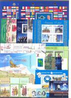 2013. Kazakhstan, Full Years. MNH ** - Kazajstán