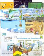 2018. Kazakhstan, Full Years. MNH ** - Kazajstán