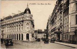 CPA Paris 6e - La Rue Du Bac (55244) - Paris (06)