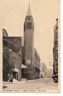 94 - VINCENNES - Eglise St Louis - Rue Fays - Vincennes