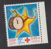 1999-FRANCE N° 3288a** CROIX ROUGE DE CARNET - Neufs
