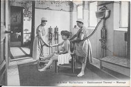 Aix-les-Bains : Etablissement Thermal - Massage - Aix Les Bains
