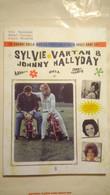 BOOK SYLVIE VARTAN JOHNNY HALLYDAY AUDREY SHEILA CONNIE FRANCIS Yè Yè 60's Beat - Cinema & Music