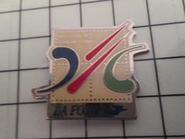 715d Pins Pin's / Rare & Belle Qualité THEME POSTES / LA POSTE DE ???? - Post