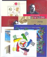 2018. Azerbaïjan. Full Years. MNH ** - Azerbaïjan