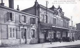 89 - Yonne -  LAROCHE MIGENNES - Gare De Laroche - Voie D Auxerre - Migennes