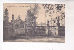 CPA DPT 92 BOURG LA REINE, ENTREE DU CHATEAU En 1925! - Bourg La Reine