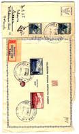 37343 - Recommandée  Pour Les PAYS BAS - Czechoslovakia